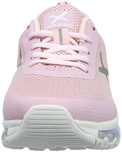 Wize & Ope Xrun-7pa, Sneakers basses mixte adulte Pink (pink Pastell)