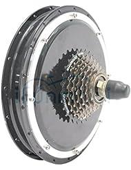 20% de remise Nouvelle arrivée 36V 48V 1000W Moteur de vélo électrique Ebike Brushless Moteur de moyeu à cliquet pour roue arrière Kits de conversion