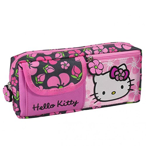 Trousse-Hello-Kitty-qualit-suprieure-avec-3-compartiments
