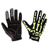 Bruce Dillon Full Finger Motorcycle Winter Gloves Screen Touch motocrossskiingclimbingbikingriding Sport Motocross Gloves - O-KL-GN X L X
