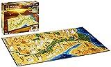Eleven Force - Puzzle 4D civilizaciones Antiguas, diseño Egipto (10008)