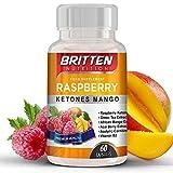 Die besten Diätpillen - Himbeerketon Raspberry Ketone Mango | 5000mg | Gewichtsverlust Bewertungen