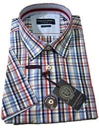 CASAMODA Herren Regular Fit Freizeithemd 941909400-500