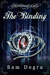 The Binding (Chronicles of Azaria Book 1)