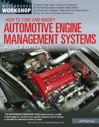 How to Tune and Modify Automotive Engine Management Systems - All New Edition: Upgrade Your Engine to Increase Horsepowe (Motorbooks Workshop) by Hartman, Jeff (2013) Paperback