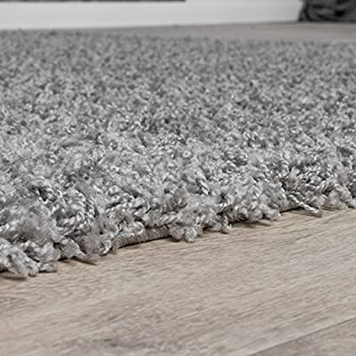 Shaggy Carpet High Pile Long Pile Rug Living Room PREISHAMMER in one. Customise Your Can Colour. - cheap UK light store.