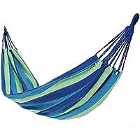 QFFL diaochuang Hamaca Parasol Paracaídas Al Aire Libre Doble Cómoda Sección Camping Hamaca Viajes Montañismo Ocio