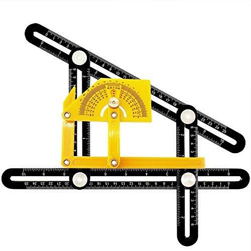 Lineal Grip 15cm aus Kunststoff mit Tuschekante für Rechts-und Linkshänder