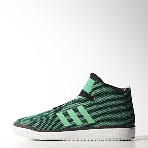 adidas Veritas Mid Herren Sneaker Bright Green S15/Bright Green S17