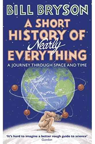 Descargar gratis A Short History of Nearly Everything de Bill Bryson