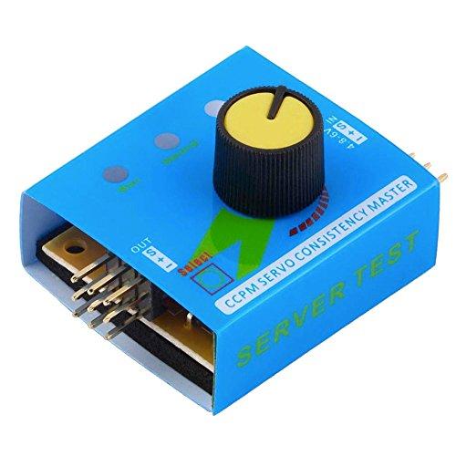rc ocio Tester / Tester für Servos und Wechselrichter (ESC) ...
