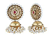 Satyam Jewellery Nx Traditional Pink Rub...
