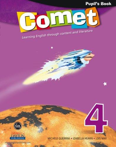 Comet 4. Primary. Activity book - 9788467549119