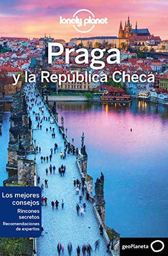 Praga y la República Checa (Guías de Ciudad Lonely Planet) por Mark Baker