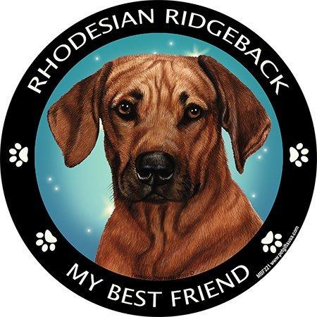 magnetic-pedigrees-rhodesian-ridgeback-my-best-friend-magnet