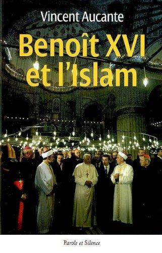 Benot XVI et l'islam
