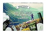 Man'Stuff Advent Mega Toiletry Calendar Bath Set