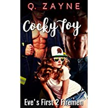 Cocky Toy—Eve's First 2 Firemen (All the Men)