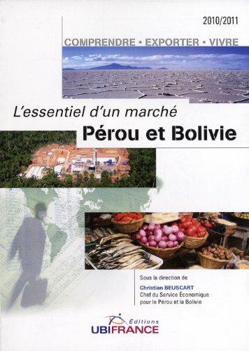 Pérou et Bolivie par Christian Beuscart