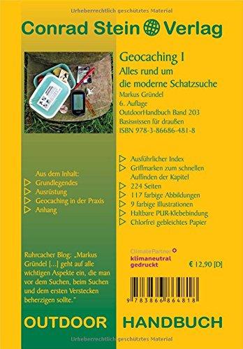 Geocaching I - Alles rund um die moderne Schatzsuche (OutdoorHandbuch) Abbildung 2