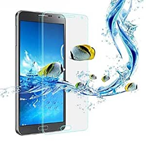 Tekzi Tempered Glass Screen Protector for SAMSUNG GALAXY A7 (Premium Quality)