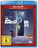 Die Monster AG (+ Blu-ray 2D) [Blu-ray 3D]