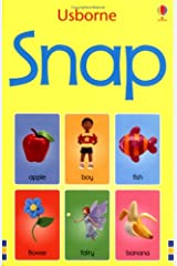 Snap Cards: Happy Families Cards Hardcover