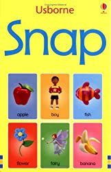 Snap Cards: Happy Families Cards