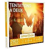SMARTBOX - Coffret Cadeau - TENTATIONS À DEUX - 2915 Expériences : Séjour, Séance Bien-être, Gastronomie ou Aventure