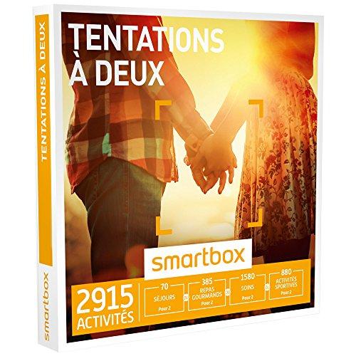 SMARTBOX - Coffret Cadeau - TENTATIONS À DEUX - 2915...