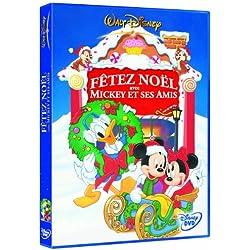 Fetez Noël avec Mickey et ses amis !