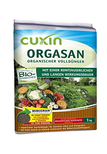 CUXIN DCM ORGASAN 2,5 kg