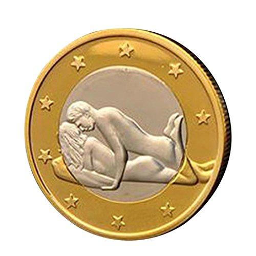 Wawer 1 Stück Sex Münzen 6 Euro Münzen Verschiedene gebraucht kaufen  Wird an jeden Ort in Deutschland
