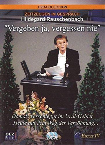 Zeitzeugen im Gespräch - Hildegard Rauschenbach: Vergeben Ja, Vergessen Nie [2 DVDs] (Gespräch Steine)