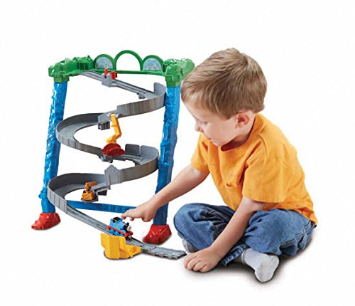 Fisher Price Trenino Thomas BCX21 - Pista 1000 Curve