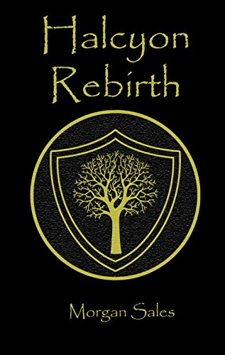 free kindle book Halcyon Rebirth