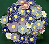 ROWE Deko Blumenset 20 Keramikblumen Frühling
