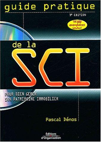 Guide pratique de la SCI (1Cédérom)