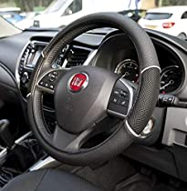 4x15/'/' Wheel trims for Seat Ibiza 15/'/' black//pink