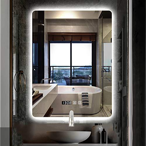 Espejo de baño Moderno con iluminación LED