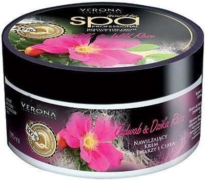 Crema Nutritiva de Proteínas de Seda y Aceite de Rosa Mosqueta 175 ml