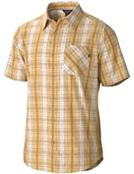 Marmot Herren Hemd Lukens Plaid Short Sleeve