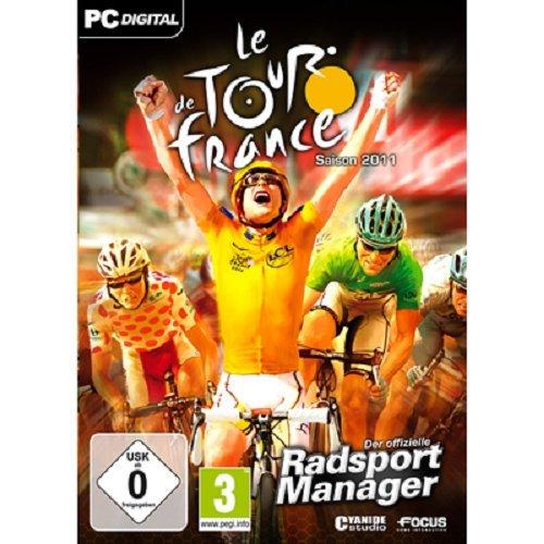 Le Tour de France 2011 Der offizielle Radsport Manager 2011