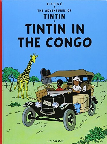 Tintin in the Congo (The Adventures of Tintin) Hardcover - 2005 by Herg? (Author) by Herge (2005-09-05)