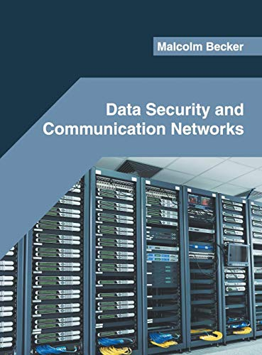 Data Security and Communication Networks