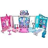 Barbie Rock-n-Royals Transforming Stage Playset