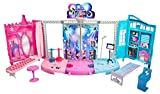 Barbie Mattel CKB78 - eine Prinzessin im Rockstar Camp - 2-in-1 Showbühne
