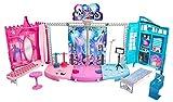 Barbie Mattel CKB78 - Eine Prinzessin im Rockstar Camp - 2-in-1 Showbühne