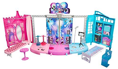 Barbie - Barbie Principessa Rock Palco Concerto