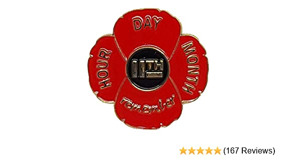 11th Day NOVEMBER 2 x REMEMBRANCE DAY COMBO-11th Hour 11th Month